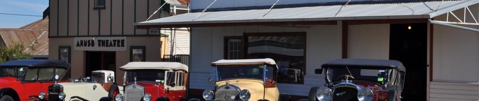 Tom's Garage Manildra